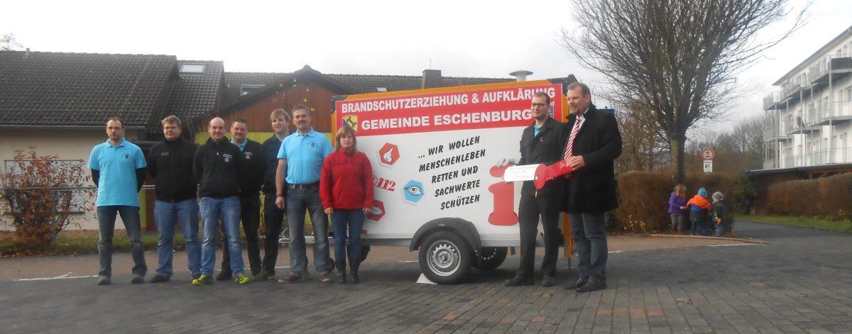 Brandschutzerziehung Eschenburg