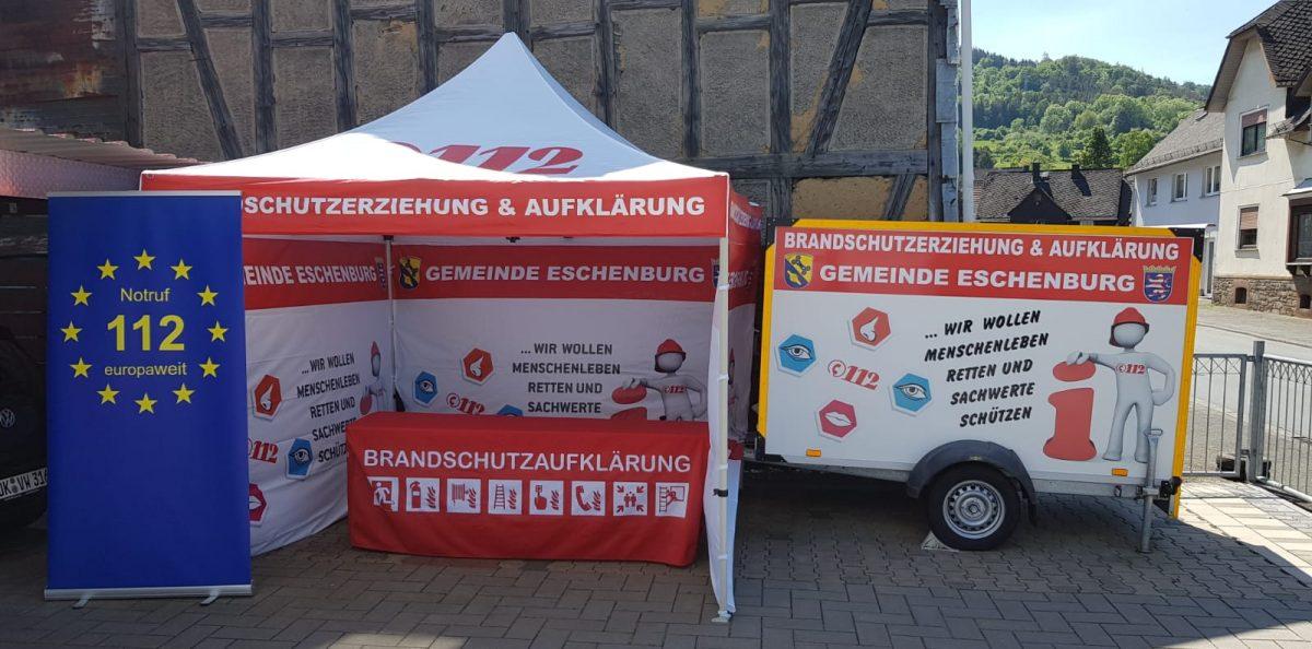 Willkommen beim Team Brandschutzerziehung Eschenburg!